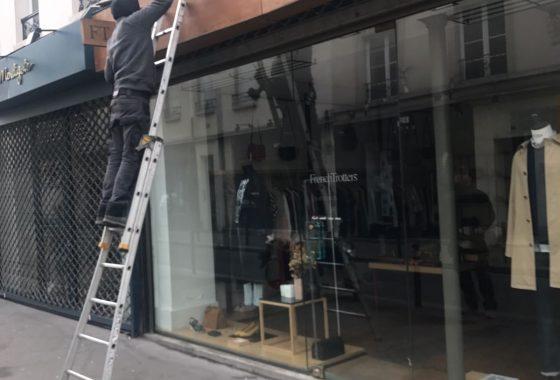 Déblocage rideau métallique Saint-Germain-en-Laye - 78100