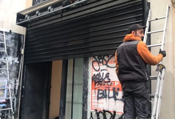 Réparation rideau métallique Élancourt - 78990