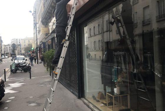 Déblocage rideau métallique Conflans-Sainte-Honorine - 78700