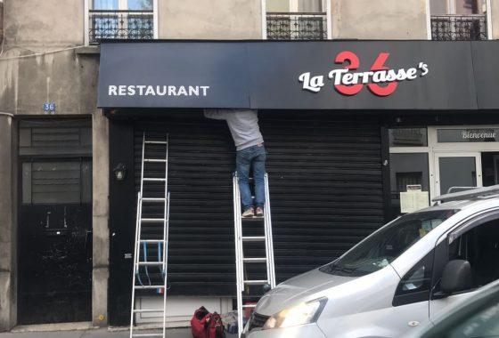 Réparation rideau métallique Guyancourt - 78280
