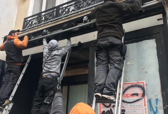 Réparation rideau métallique Conflans-Sainte-Honorine - 78700