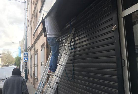 Réparation rideau métallique Versailles - 78000
