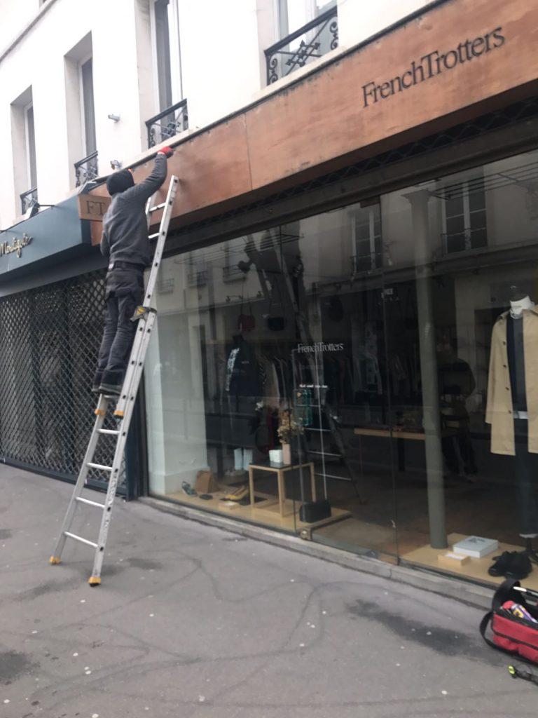 Déblocage rideau métallique Marly-le-Roi - 78160