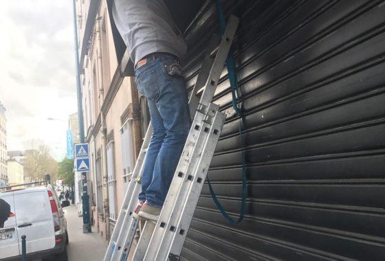 Déblocage rideau métallique Rambouillet - 78120