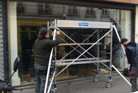 Déblocage rideau métallique Saint-Cyr-l'École - 78210