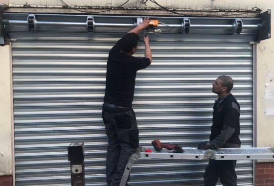 Réparation rideau métallique Maisons-Laffitte - 78600